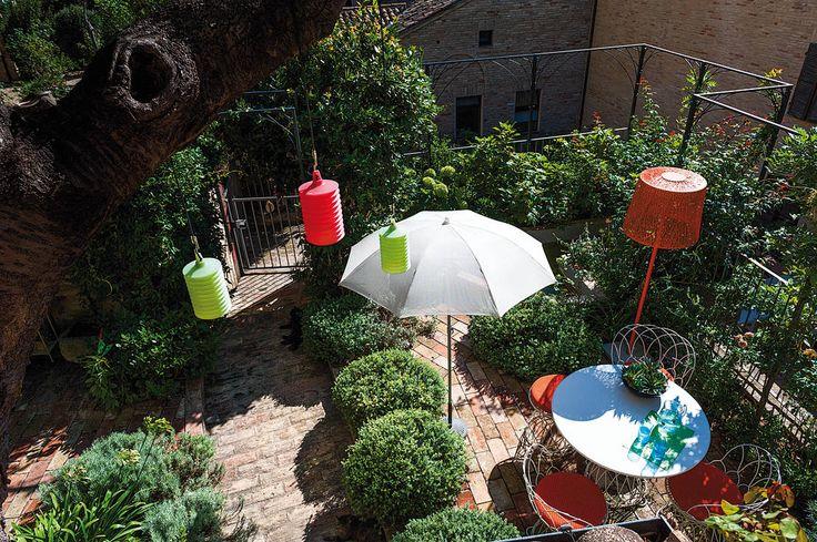 Piccolo giardino di città : Giardino moderno di Giardini Giordani