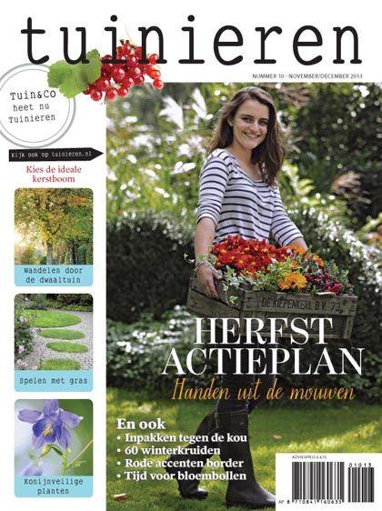 Tuinieren 10 tijdschrift / Magazine - tuinieren.nl