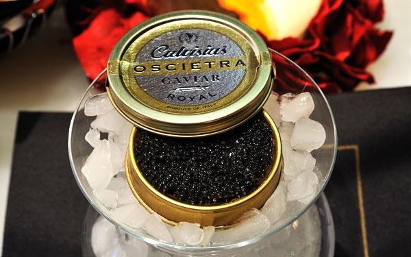 Calvisius Caviar Lounge