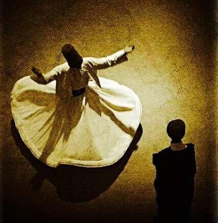 Semazen. Muslim mysticism.