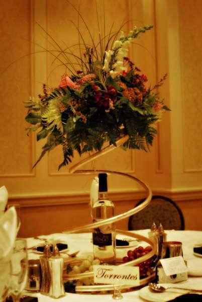 Wine Bottle Centerpieces For Wedding