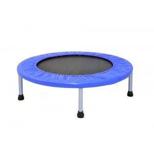 ATHLETIC24 97 cm - Trampolína fitness / modrá  #trampolína #gymnastickátrampolína #fitnesstrampolína  http://trampoliny.sk/