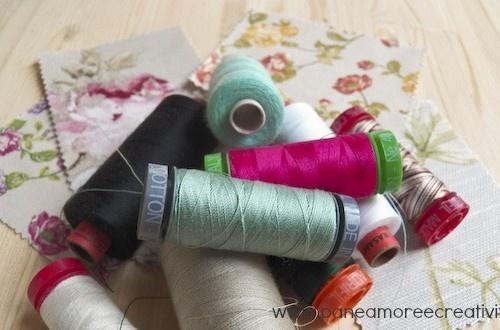 Scuola di cucito: come scegliere il filato