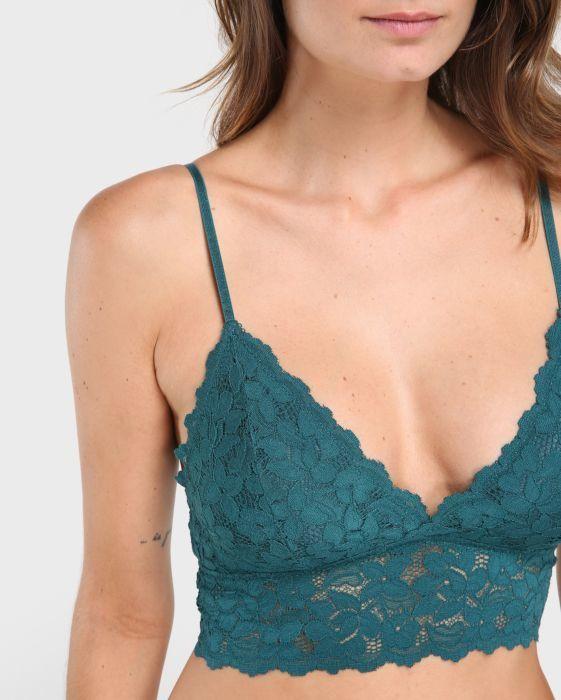 e968f83a4 Sutiã Top Renda Lilly em 2019 | Fashion minimalist | Tops, Camisole ...