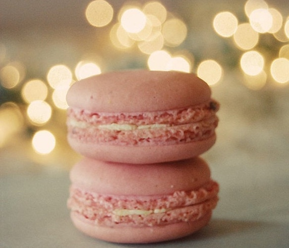 Macaroons look good