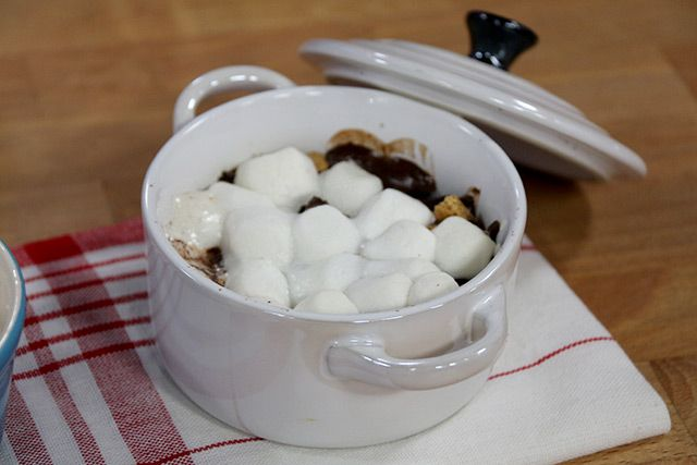 The Marilyn Denis Show | Cooking | Potted S'Mores with Maple Whipped Cream