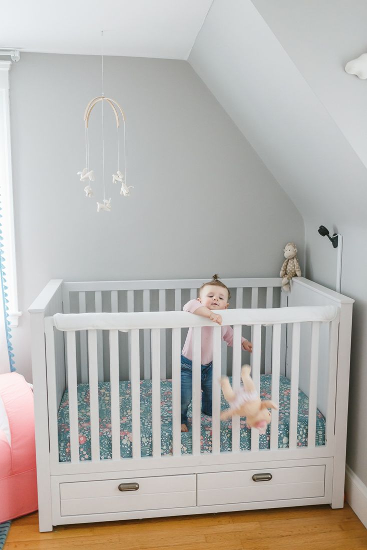 best dwellstudio spotting images on pinterest  kid spaces  - our baby girl's blue nursery – forever almost done