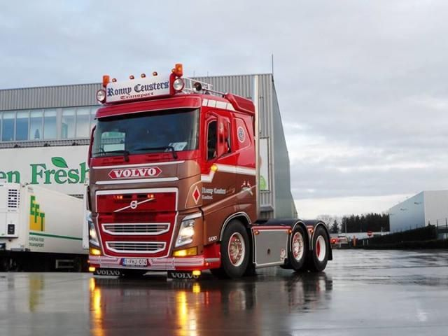 Volvo FH - Transport Ceusters.