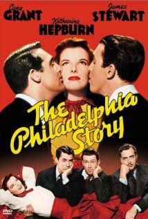 The Philadelphia Story with Cary Grant, Jimmy Stewart and Katharine Hepburn is a wonderful film.