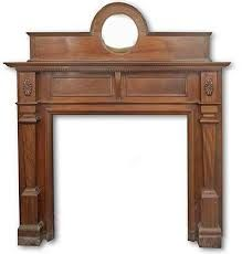 edwardian mantelpiece - Google Search