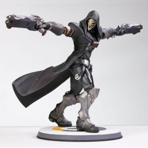 Blizzard Announced High-End Store including Overwatch and Warcraft Statues