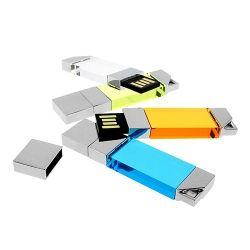 Clé USB publicitaire Alfa - Cadeau publicitaire - Clé USB publicitaire métal et alu