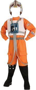 Rubie's Star Wars - Pilota X-Wing Costume di Star Wars: confronta i prezzi e compara le offerte su idealo.it