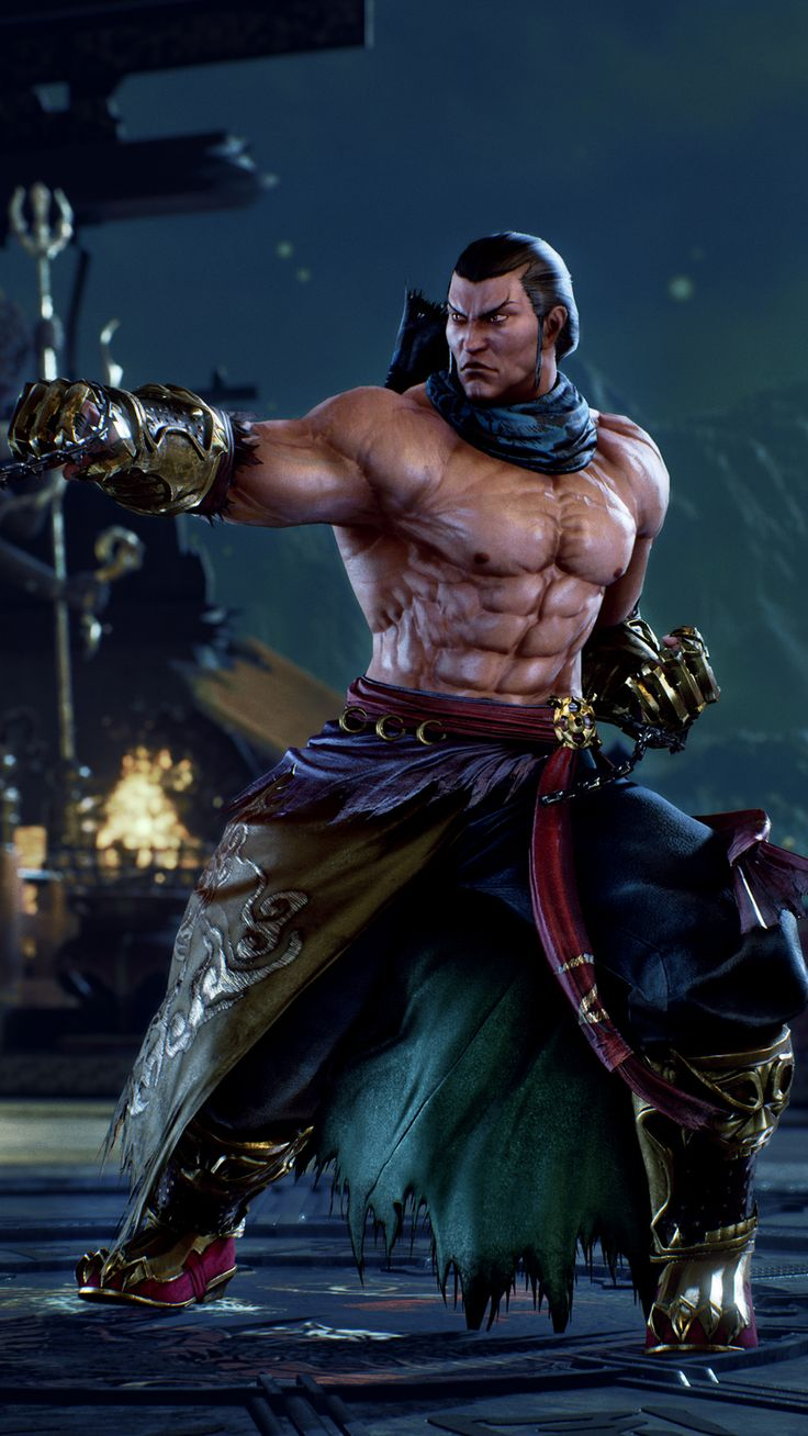 Complete Batch of Tekken 7 Fated Retribution Images in High Quality - News - Avoiding The Puddle