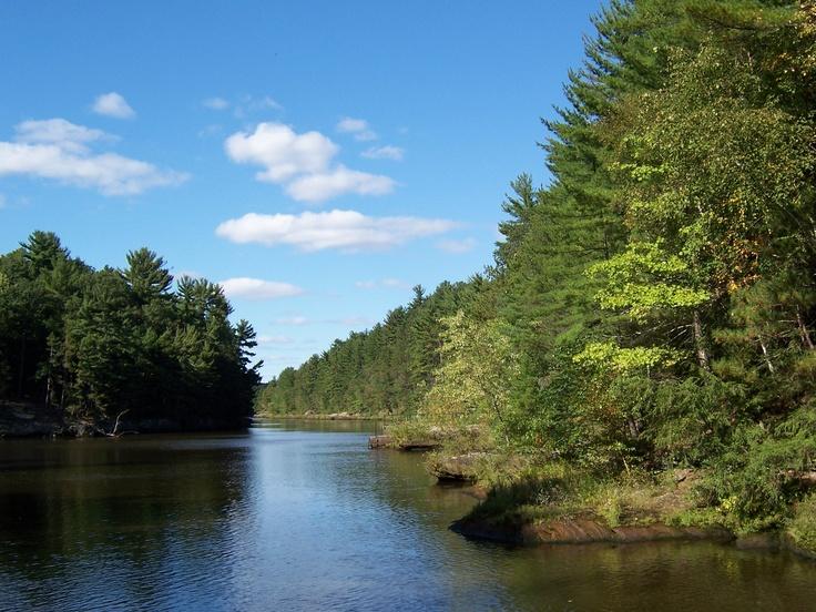 Wisconsin River near Wisconsin Dells, WI
