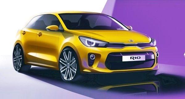 Kia Rio 2021 Interior Release In 2020 Kia Rio Kia Kia Motors