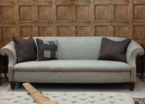 Tetrad Harris Tweed Bowmore Grand Sofa 1