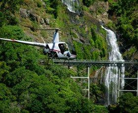 SkySafaris - Rainforest Tours from $460  VIsit http://www.fnqapartments.com/tour-skysafaris-rainforest-tours/area-cairns/  #cairnstourpackages