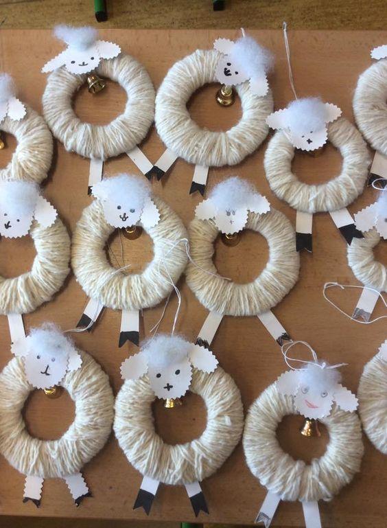 Beránci a ovečky: