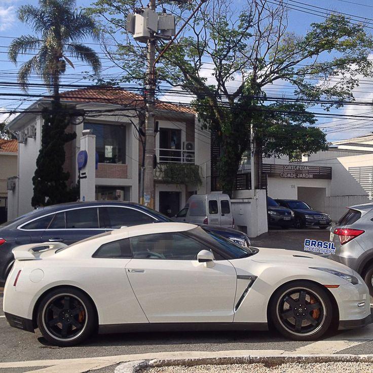Nissan - GT-R Black Edition (R35)  #NissanGTR #GTR #GTR35 #R35GTR #GTRR35 #NissanGTRR35 #BlackEdition #NissanGTRBlackEdition #GTRBlackEdition #GTR35BlackEdition  #Takumi #GTRlife #GTRgodzilla #Godzilla #GodzillaNation #GTRLovers #GTRleader #NissanGTRlovers #NissanPorn #JDM #JDMBrasil #QuemseAtreve  #BrasilMotorsport #BrasilMotorsportNissan