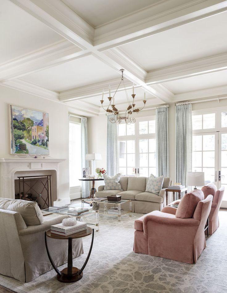 light blue curtains  colorful artwork  pink velvet detail. Best 25  Light blue curtains ideas on Pinterest   Blue apartment