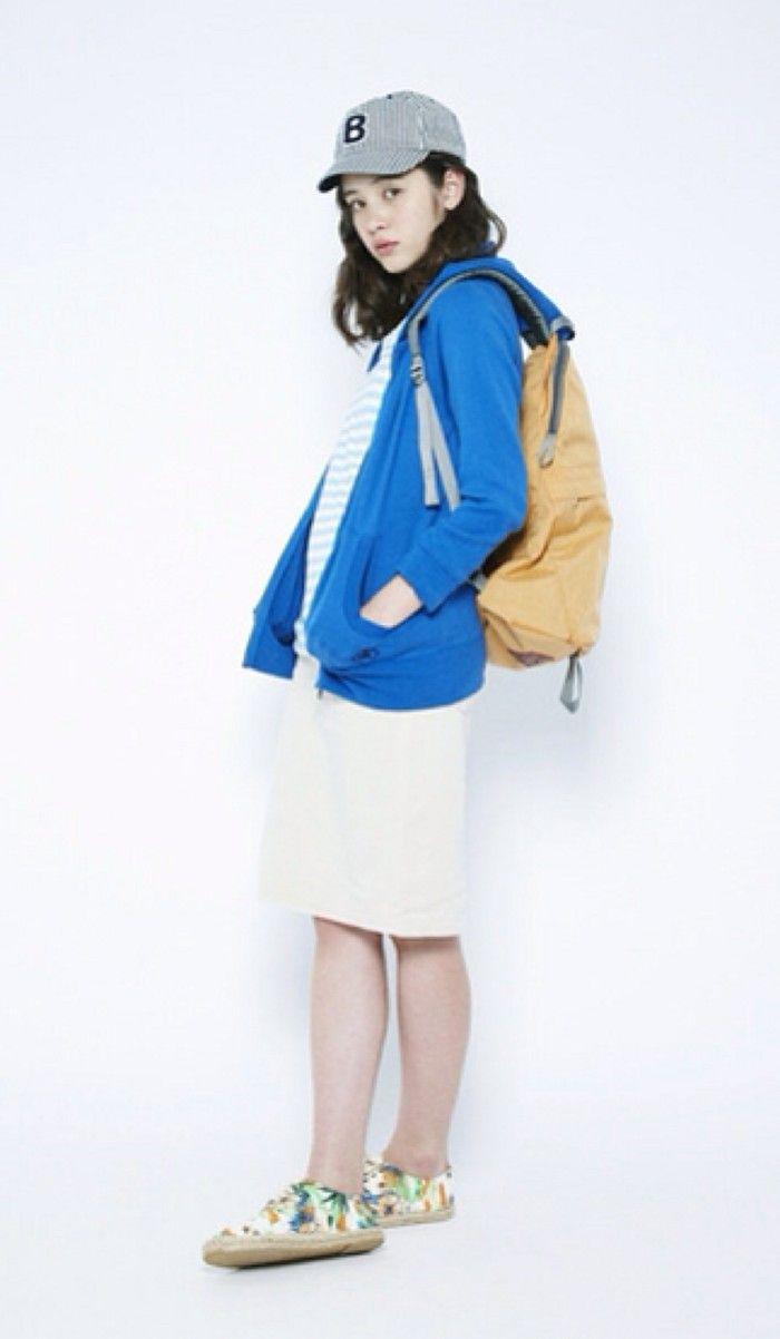 *琉花*【广告】niko and...30DAYS COORDINATE 2014 April