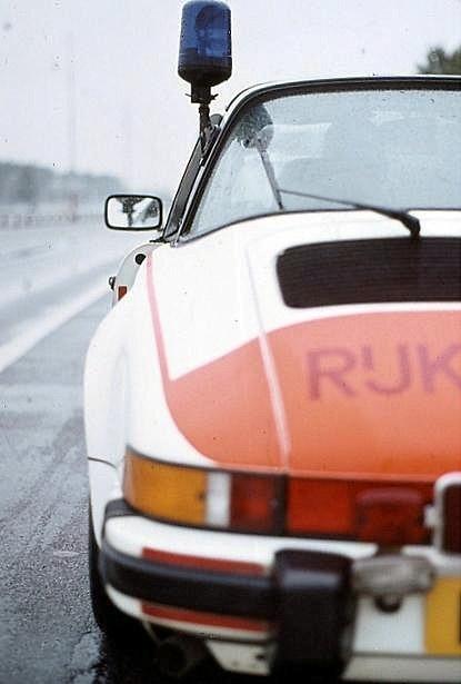 Porsche & Politie | Porsche Classic