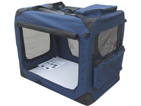 Elite Field 3 Door Soft Dog Crate