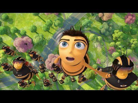 Bee Movie Game Full Movie All Cutscenes Cinematic - YouTube