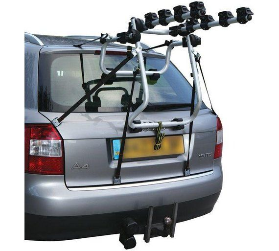 Buy Raleigh Car Rack Avenir Nevada 4 Bike Carrier at Argos.co.uk, visit Argos.co.uk to shop online for Bike accessories, Bikes and accessories, Sports and leisure