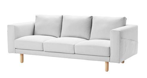 Norsberg sofa. Ikea. 3.700 DKK.