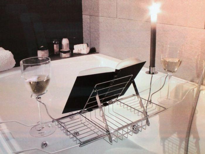 Die besten 25+ Badewanne ablage Ideen auf Pinterest