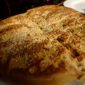 Pâine din unt de migdale, fără gluten (de la 1 an)