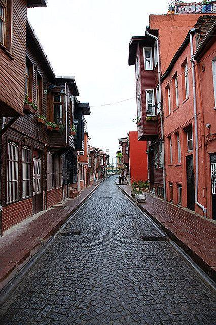 Kadirga - Istanbul / Turkey