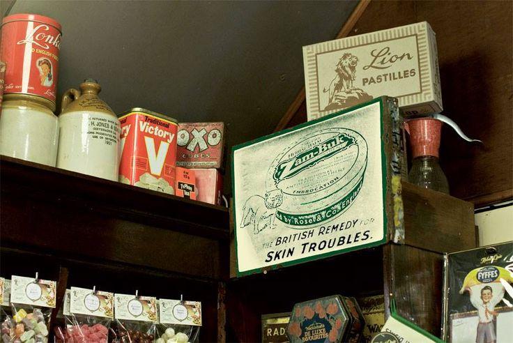 Zam-Buk Advertisement - Store