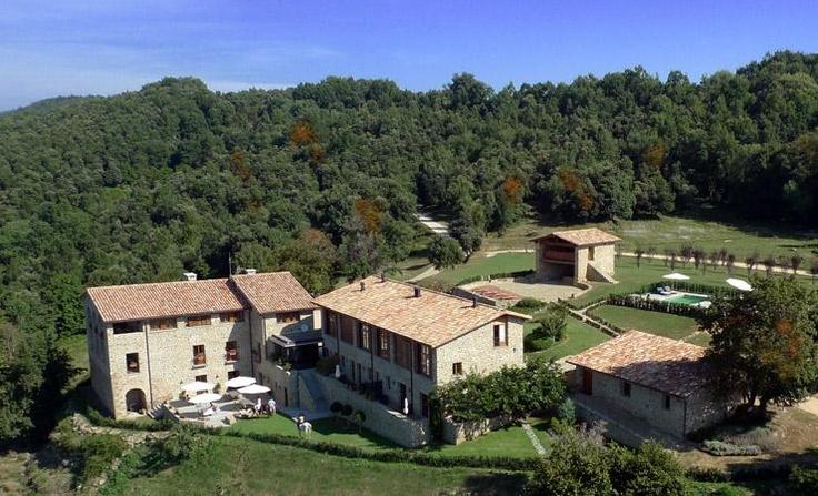 El Ventós (Girona, Spain)  http://www.rusticae.es/hoteles-con-encanto-espana/girona-hotel-el-ventos