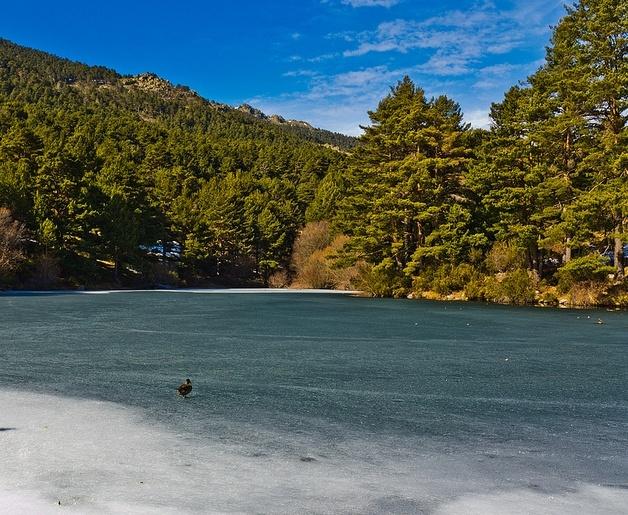 Piscinas naturales de la Sierra Norte de Madrid - Fúgate