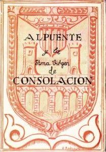 Alpuente y la santisima Virgen de Consolación
