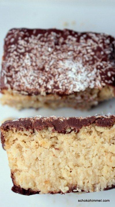 Leider geil. Überdurschnittlich lecker. Mega-kokossig. Schokoladig. So saftig. Mächtig. All das sind diese kleinen Bounty-Bomben.