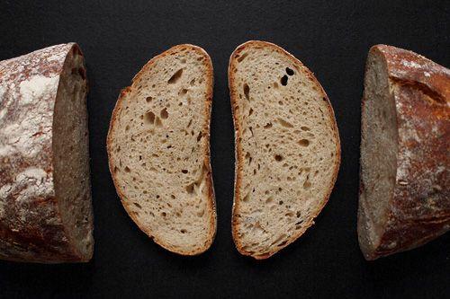 nehnětená šumava - klasický chléb z kvásku