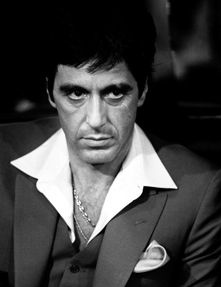 Al Pacino .... My favorite actor