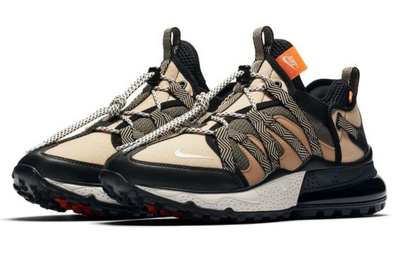 e7b37db7a Official Look At The New Nike Air Max 270 Bowfin Phantom Desert The Nike  Air Max