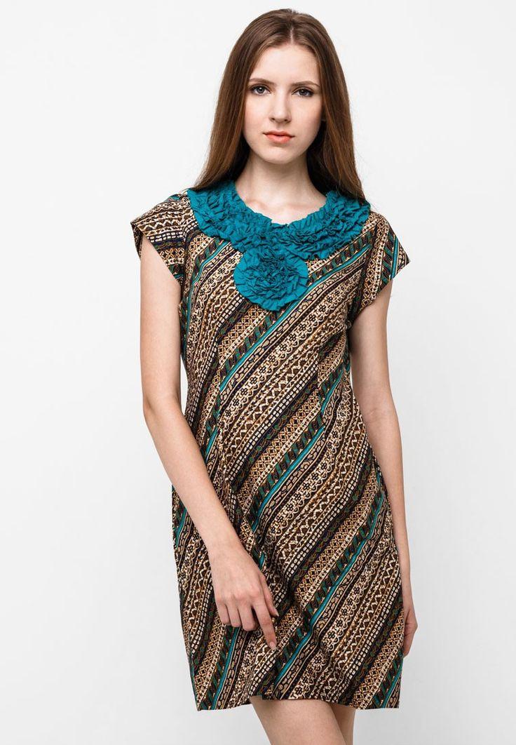 BATIK SEMAR Dress Batik Udan Liris 61 I Beli di ZALORA Indonesia ®