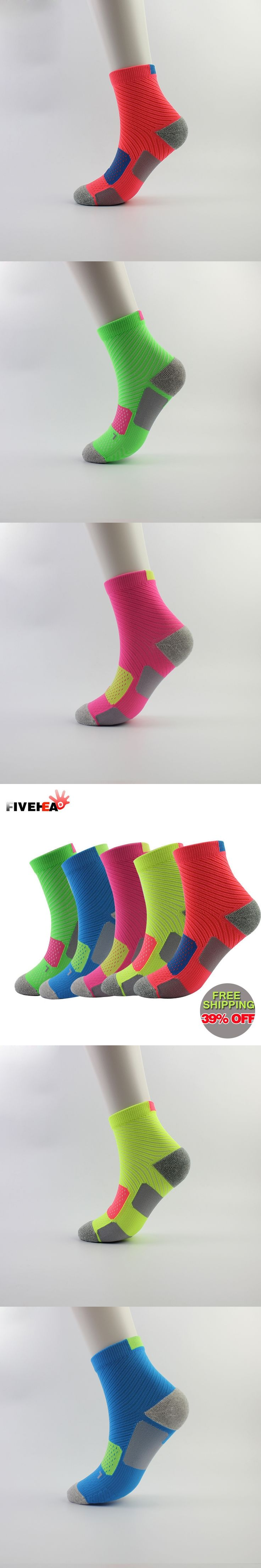 Badminton socks sweat breathable quick-drying men & women models tennis running  movement to ease fatigue pressure socks