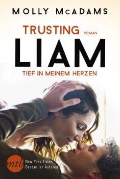 """Ich lese gerade """"Trusting Liam - Tief in meinem Herzen"""" von """"McAdams, Molly"""" in der tolino Lese-App"""