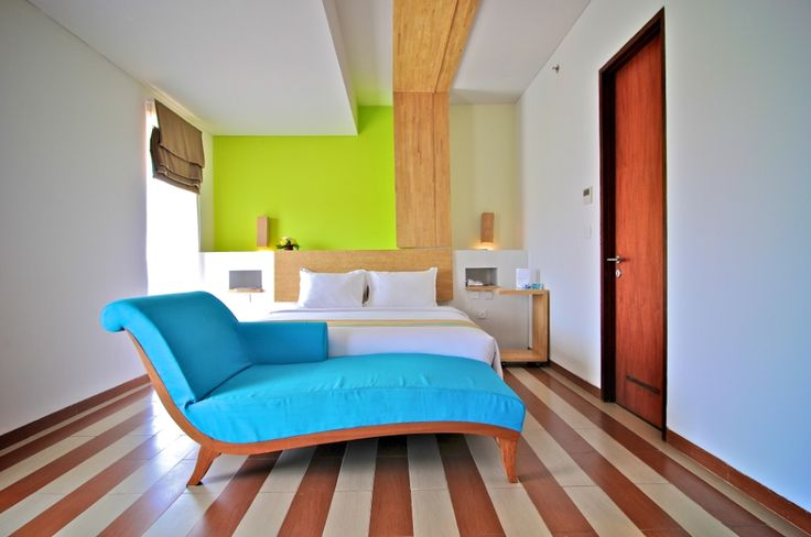 If you come for business and also holiday at the same time our Suite Room maybe fit on you! :)