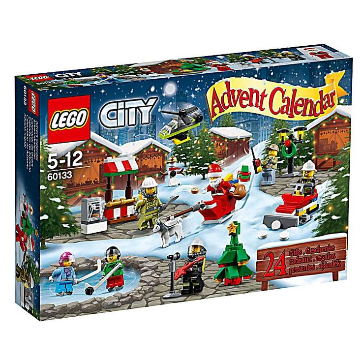 LEGO 60133 - LEGO® City - Adventskalender