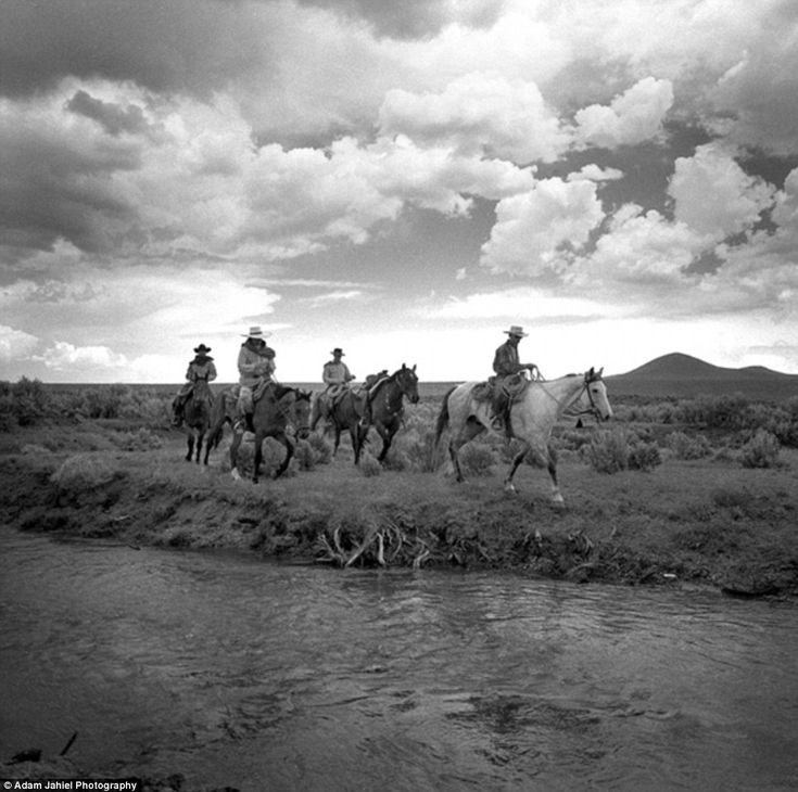 Tough times: The late 1900s were difficult for cowboys, ranchers, farmers and anyone working with the land in the U.S.