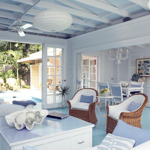 1121 best Beach House Inspiration ⚓ Coastal Decor images on - beach living room furniture