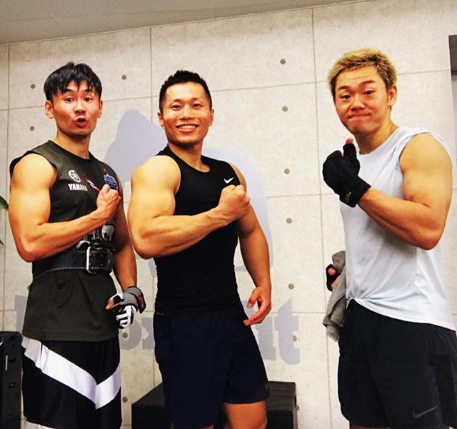 日本🇯🇵とタイ🇹🇭でお仕事されてるSさんと一緒にサーキットトレーニング💪😃🔥🔥 スパルタンレースまで残り10日🔥🔥 #dsboxnfit #gym #personaltraining #boxing #kickboxing #martialarts #fitness #workout #training #diet #sport #muscle #food #protein #japan #tokyo #shibuya #shinjuku #ジム #パーソナルトレーニング #ボクシング #キックボクシング #格闘技 #筋トレ #スポーツ #初台 #肉 #thailand  #spartanrace #reebok